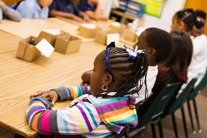 Mindfulness helps children as young as 3 manage their emotions during school