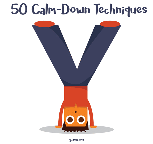 50 Calm-Down Techniques to Try with Kids