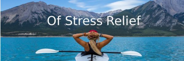 Of stress relief