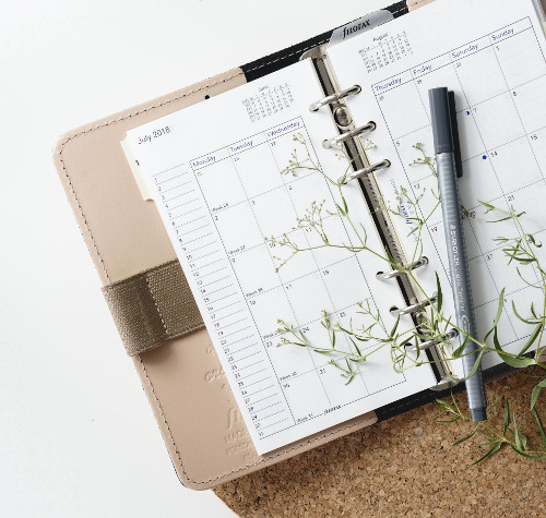 Staying Clutter-Free, Organised & Stress-Free