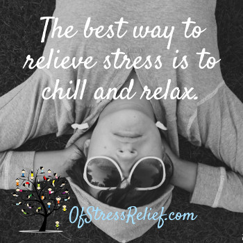 manage stress relief