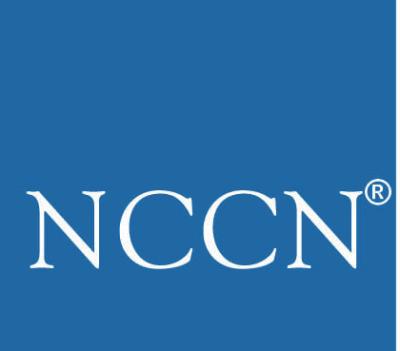 NCCN: NATIONAL COMPREHENSIVE CANCER NETWORK